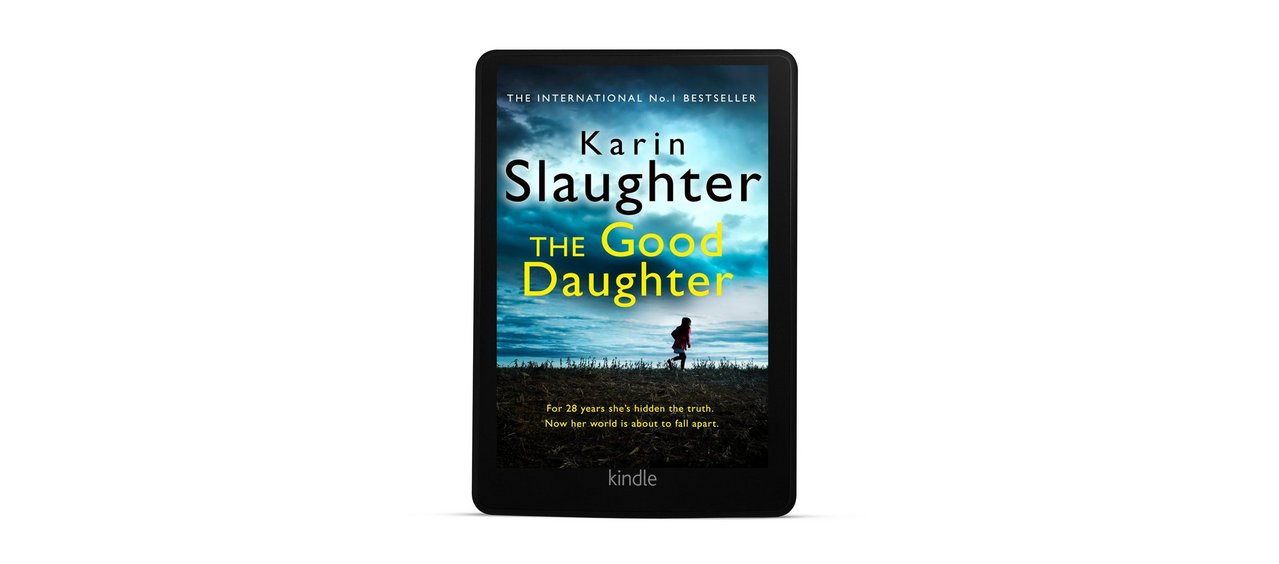 the good daughter So many spoilers to share first of all, for most of the book i believed that  charlie's sister, sam was killed the same night their mother was killed.