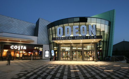 2-for-1 Odeon cinema tickets