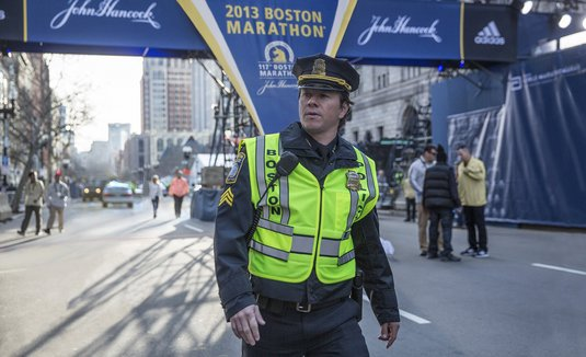 Preview screenings of Patriots Day